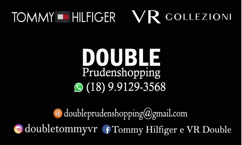TOMMY HILFIGER E VR - DOUBLE PRUDENSHOPPING